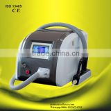 Haemangioma Treatment Tattoo Machine Yag Laser Hair Removal Machine Home Use Telangiectasis Treatment