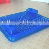 inflatable water mattress, inflatable double mattress, inflatable floating mat, inflatable floating mattress, swimming item