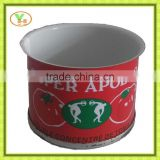 certificate of free sales, italian tomato sauce, sauce containers with lids, price canned tomato paste