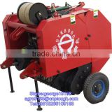 Round compact hay baler for sale