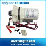 Singflo 30LPM 24v dc oil filling pump/heavy cargo oil pump