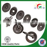 Inquiry about Zhuiye manufacture 15/37 crown wheel and pinion gears in Pakistan