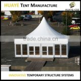 Best Selling Factory Price 5*5m Marquee Outdoor Car Party Tents For Event pagoda tent For Sale