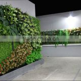 fake grass wall uv /fire resist factory (6sqm ) china artificial plant wall