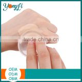 Makeup Applicator Gel Puff for Refined Cream Clear Silicone Beauty Sponge