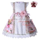 lovely lace flower girl dress for wedding beautiful girl