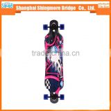 2017 alibaba china supplier hot sales good quality four wheels skateboard for adults