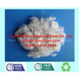 Filling material HCS 7D/15DX32MM/64MM bright white hollow conjugated fiber/HCS/recycled psf