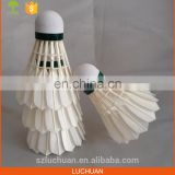 High quality Regular Professional Training Class B The Goose Feather Badminton Shuttlecock For International Tournament
