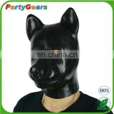 Adult Sex Mask Dog Animal Mask for Male Bondage Sex Hood