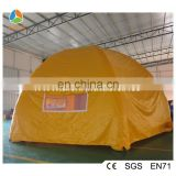 Inflatable PVC tent,castle tent inflatable