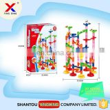 new design marble run plastic maze toy