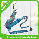 Sublimation lanyards for keys made of polyester lanayrd