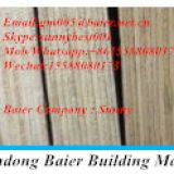1220*2440mm1250*2500mm BB/CC Grade Commercial Plywood Furniture, Decoration, Packaging Plywood