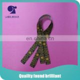 woven colorful tape for colothing and bag