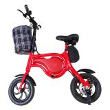 Electric bike, fashionable 250W Small Wheel Folding electric Bicycle