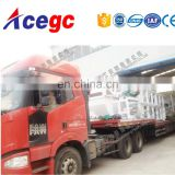 Marine/sea sand washing equipment for clean sand sending to concrete batching plant