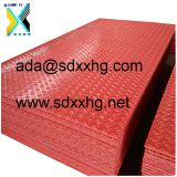 GROUND Mini Mats and Access Rig and Crane Mats 4x8ft temporary portable plastic hdpe ground mat portable dragline mat