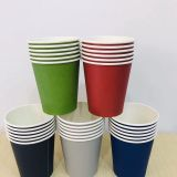 disposable craft paper cup single paper cup hot drink cup
