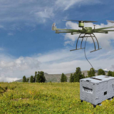 ZXB-TMOP-300 300m high altitude mooring drone system