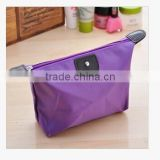 China factory low cost pouch dumpling shaped cosmetic bag