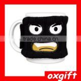 OXGIFT Weapons modeling Ceramic cup,Pirate cup