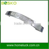 Crystal drawer pulls furniture pull handle