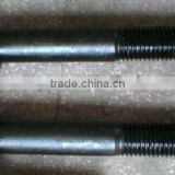 high strength hex hub bolt