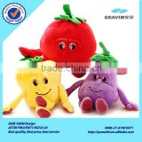 Stuffed toy 25 cm kawaii vegetable plush toys lovely tomato ,Onions,pepper plush dolls soft toys for children birthday gift