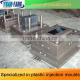 Quality plastic injection moulding plastic tooling mold for Portable external hard disk mould