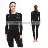 OEM ODM FACTORY Custom Young sexy girls compression women sportswear sublimation printing sports wear
