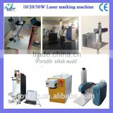 China Machine Manufacturer laser marking