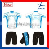 top quality sublimation wholesale China custom cycling jerseys