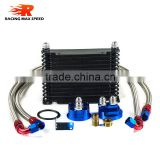 wholesale universal racing car trust row 13 motorcycle oil cooler