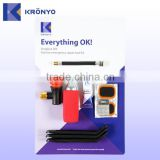KRONYO tube tyre tire repair kits for cars slow puncture