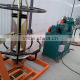 high speed 180meter/minute steel wire straightening and cutting machine,