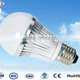 Energy Saving for LED bulb lamp, E27/E14/E26/B22, round, new products, aluminum alloy, Nanhai Foshan manufacturing