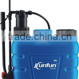 kaifeng factory supplier high quality battery electric power sprayer(1l-20l) pneumatic airless paint sprayer