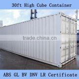 30ft Shipping Container high Cube from Ningbo Port