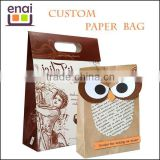 Extravagant fashion idea promotional field paper bag photograph