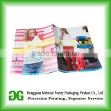 Fast delivery Guangzhou China wholesale cheap custom magazine advertising catalogue printing