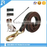 Hot-Selling High Quality Low Price 110cm dog leash,leather dog leash,dog leash snap hook