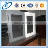 stainless steel /fiberglass insect screen/fly screen for windows for garden/patio