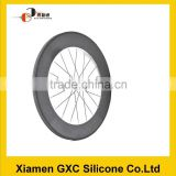 88mm Clincher Carbon Fiber Wheels Road Bike Straight Pull Wheelset