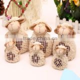 American rural countryside style sheep doll Christmas gifts Crafts