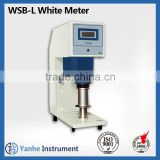 WSB-L White Meter for paper, building materials, starch, flour, sugar and salt leucometer