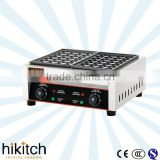 Sanck machines electric fish ball pellet grill in Guangzhou