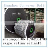 Competitive price and large capacity cement plant used EP 100 10 MPA 2ply covers rubber belt for sale