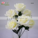 190# pengee cloth artificial flower good quality soft color natural like