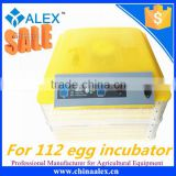 Hot selling 112 mini solar power automatic egg incubator cheap price in china for sale                                                                         Quality Choice